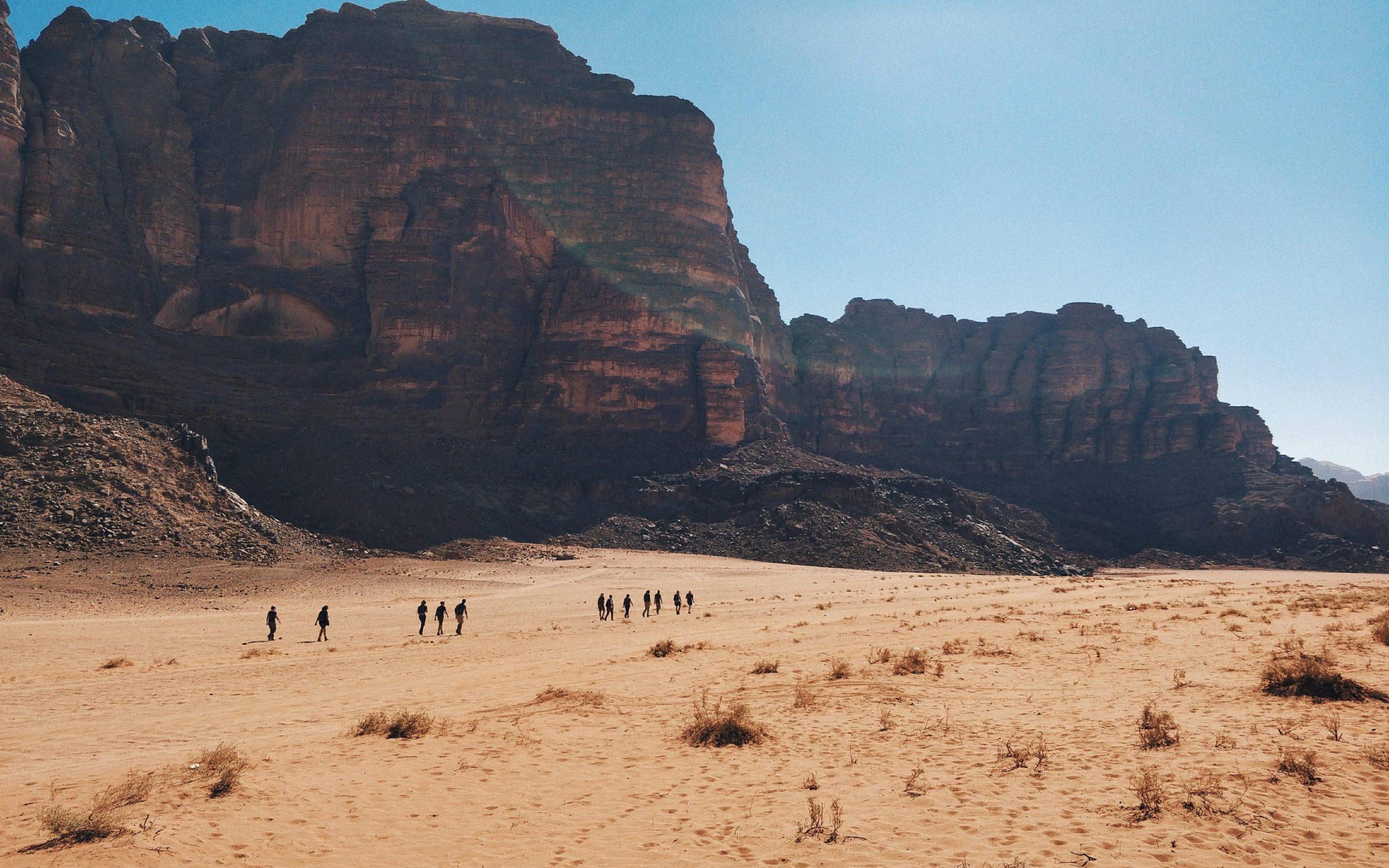 Pustynia Jordania 5