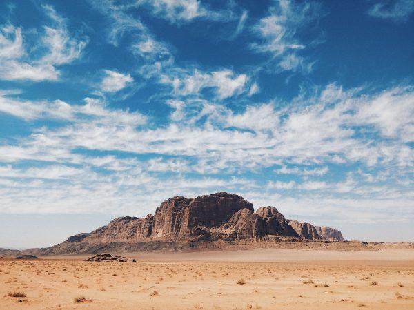 Pustynia Jordania 6