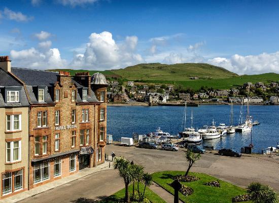 Szkocja Jacht 11