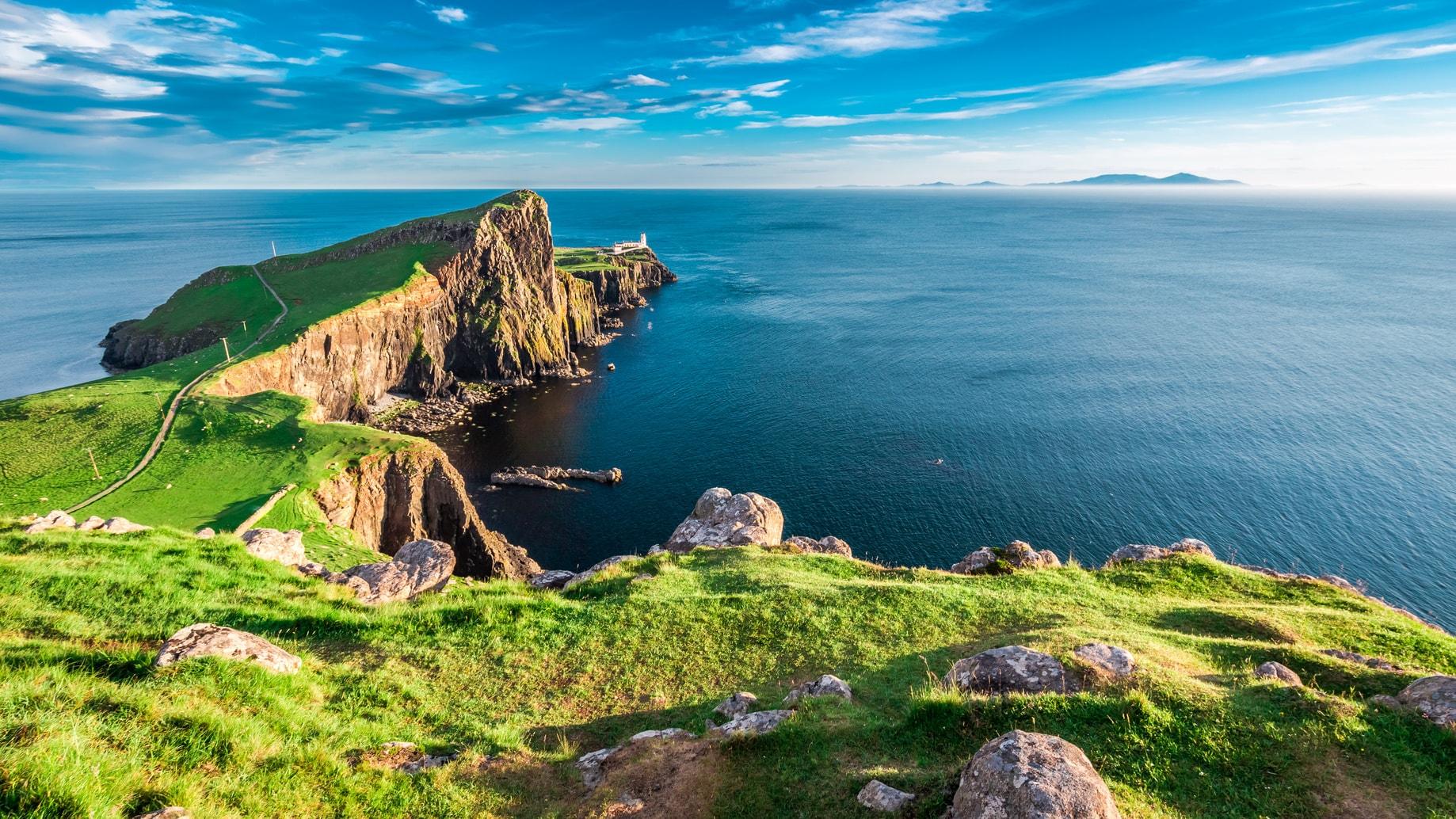 Szkocja Jacht cover