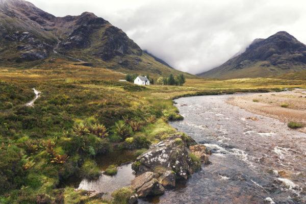 Szkocja Jacht Glencoe