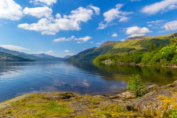 Szkocja Jacht 6