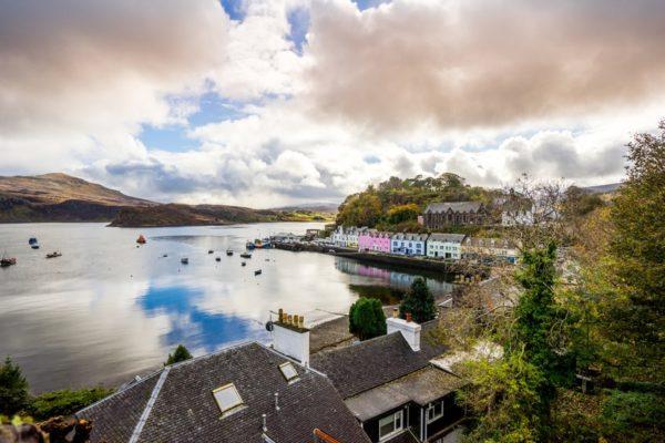 Szkocja Jacht 7