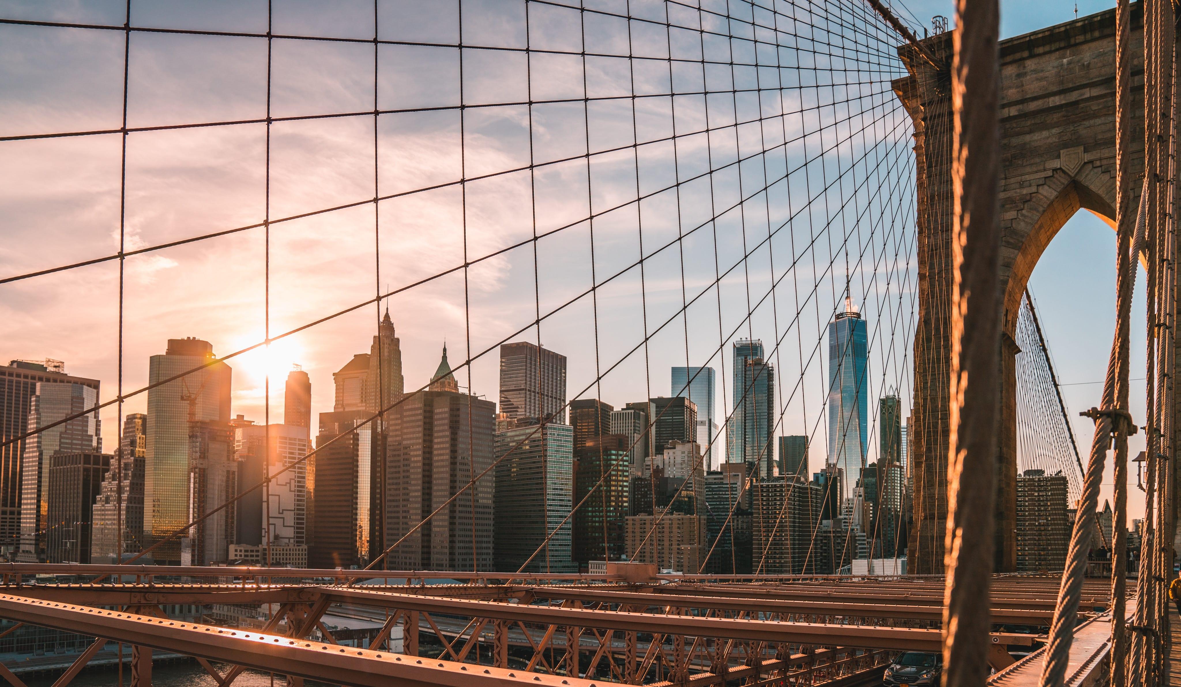 Najlepsze miejsce na połączenie w Nowym Jorku