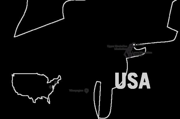 Nowy Jork Mapa