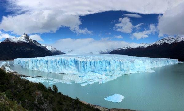 Patagonia lodowiec