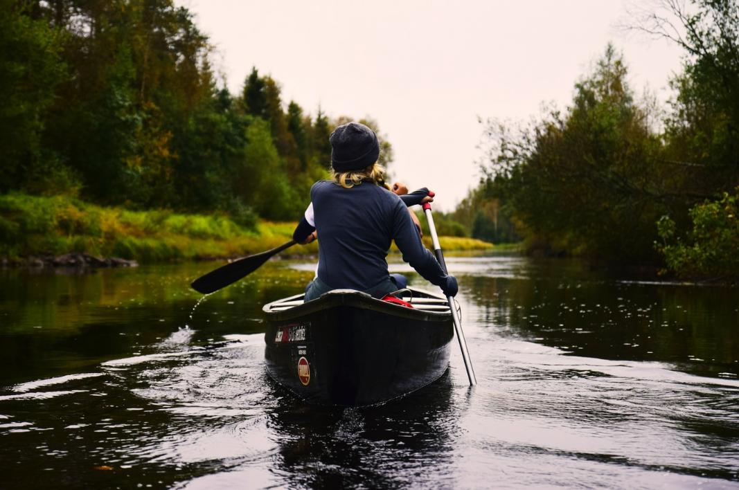 50km spływ Dobrzycą
