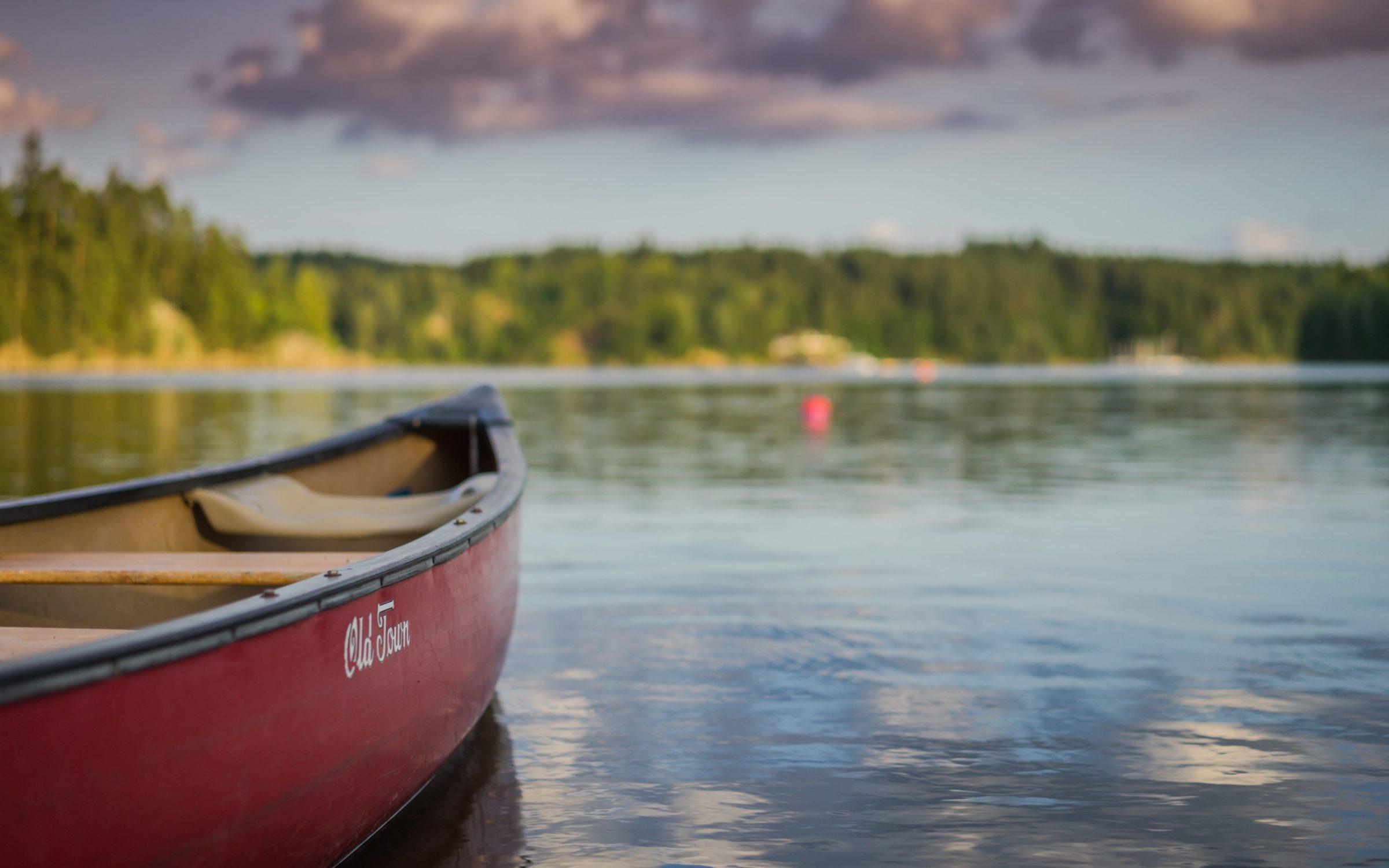 Weekend w Szwecji - kajak, namiot i natura 3