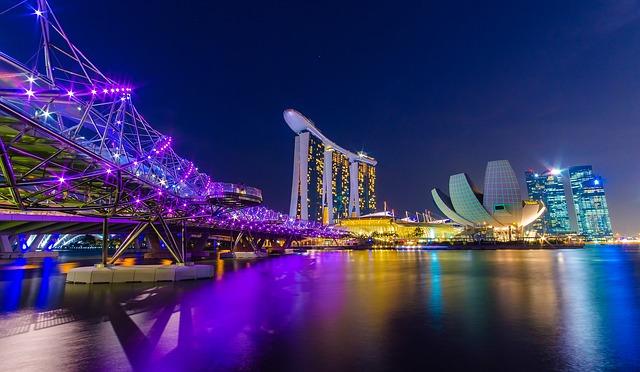 Singapur – Helix Bay