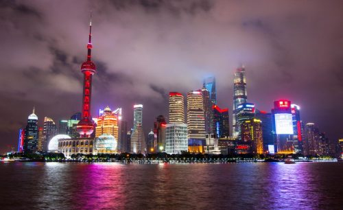 Chiny – nowoczesne państwo