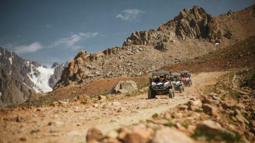 Kazachstan – dzika przyroda i górskie trekkingi