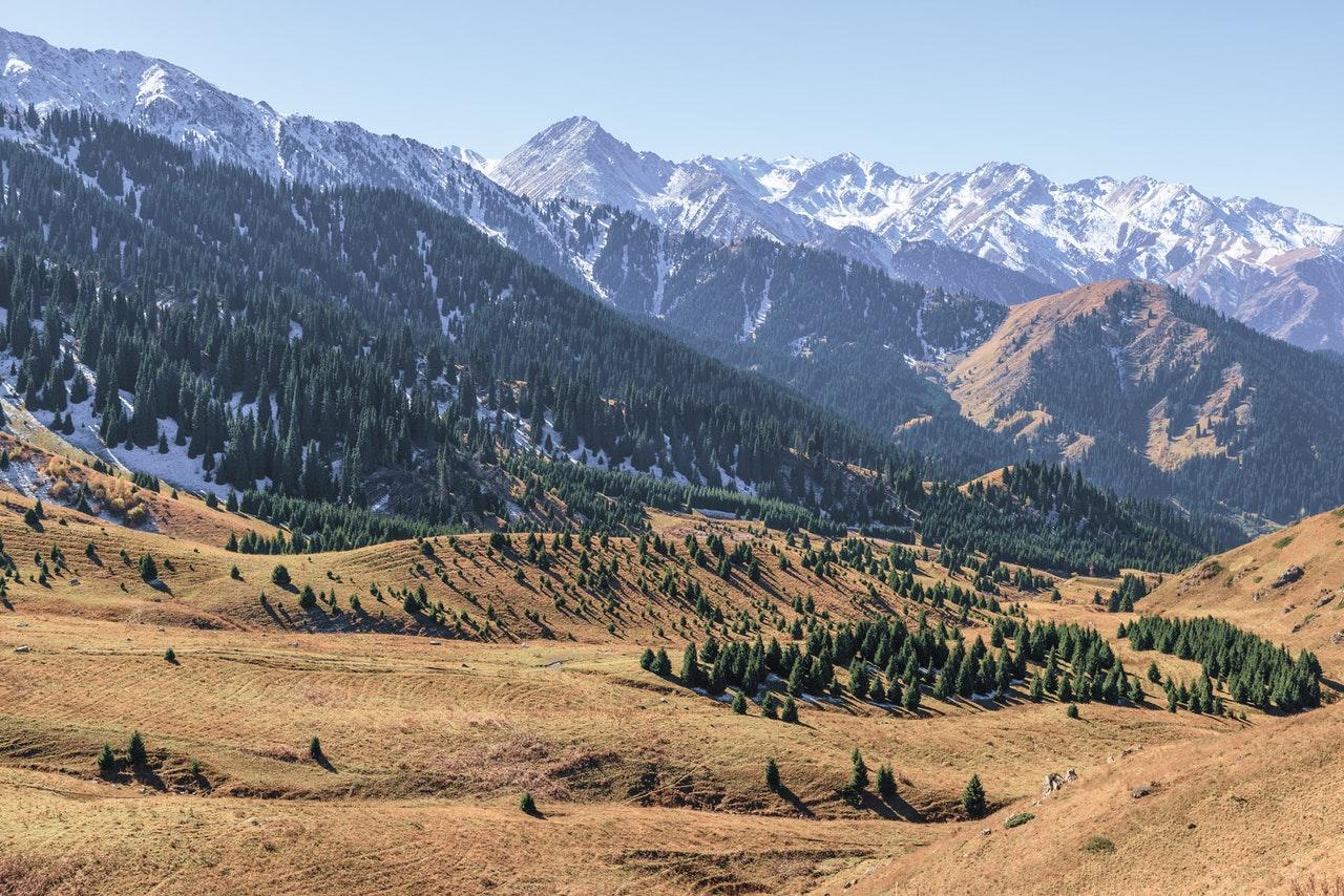 Kazachstan – dzika przyroda i górskie trekkingi 1