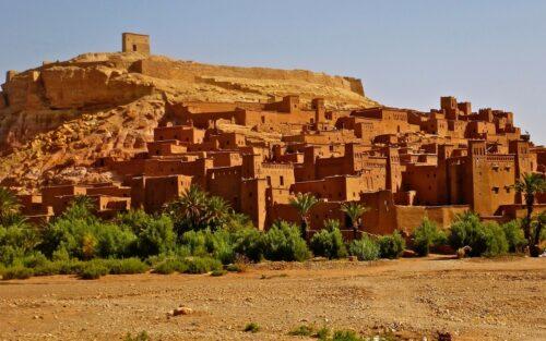 Maroko, czyli kolorowe miasta, Sahara i góry Atlas