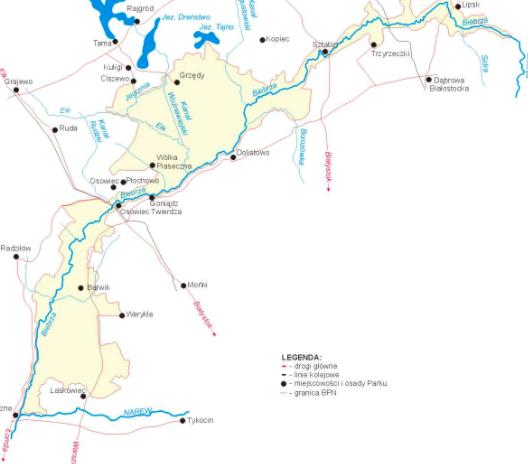 Spływ rzeką Wieprz (Kopia) 2