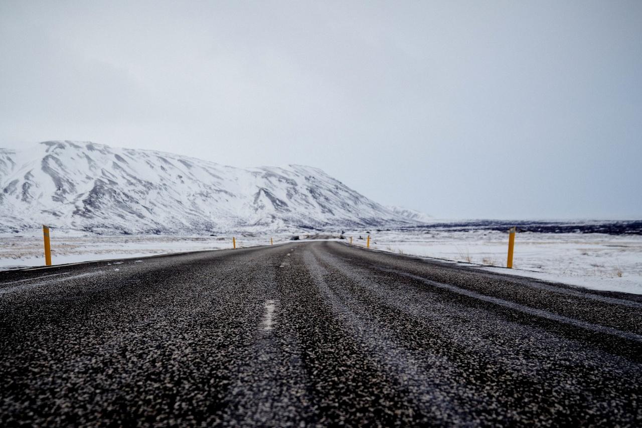 droga w islandii podróżowanie