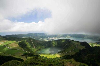 Azory - skarby wulkanów Atlantyku