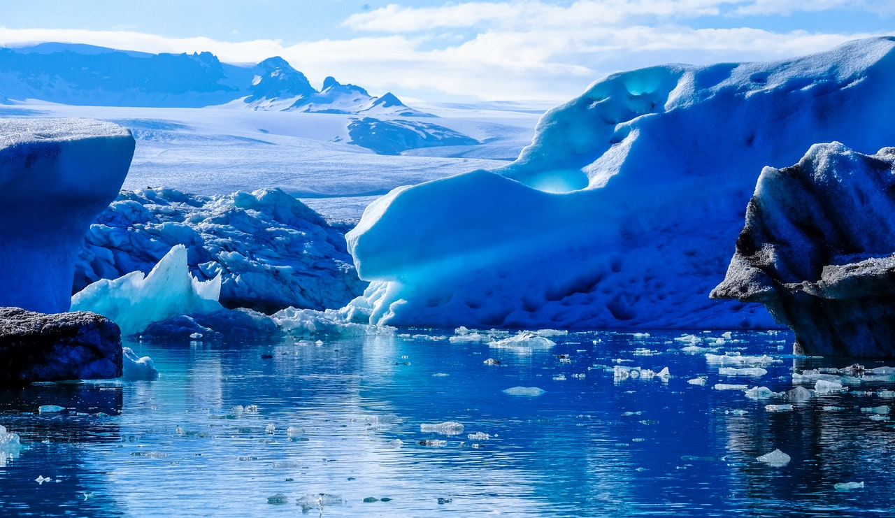 Trekkingowa wspinaczka na lodowce na Islandii 2
