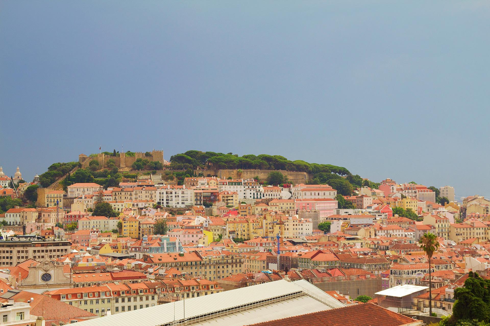 Portugalia miasto lizbona