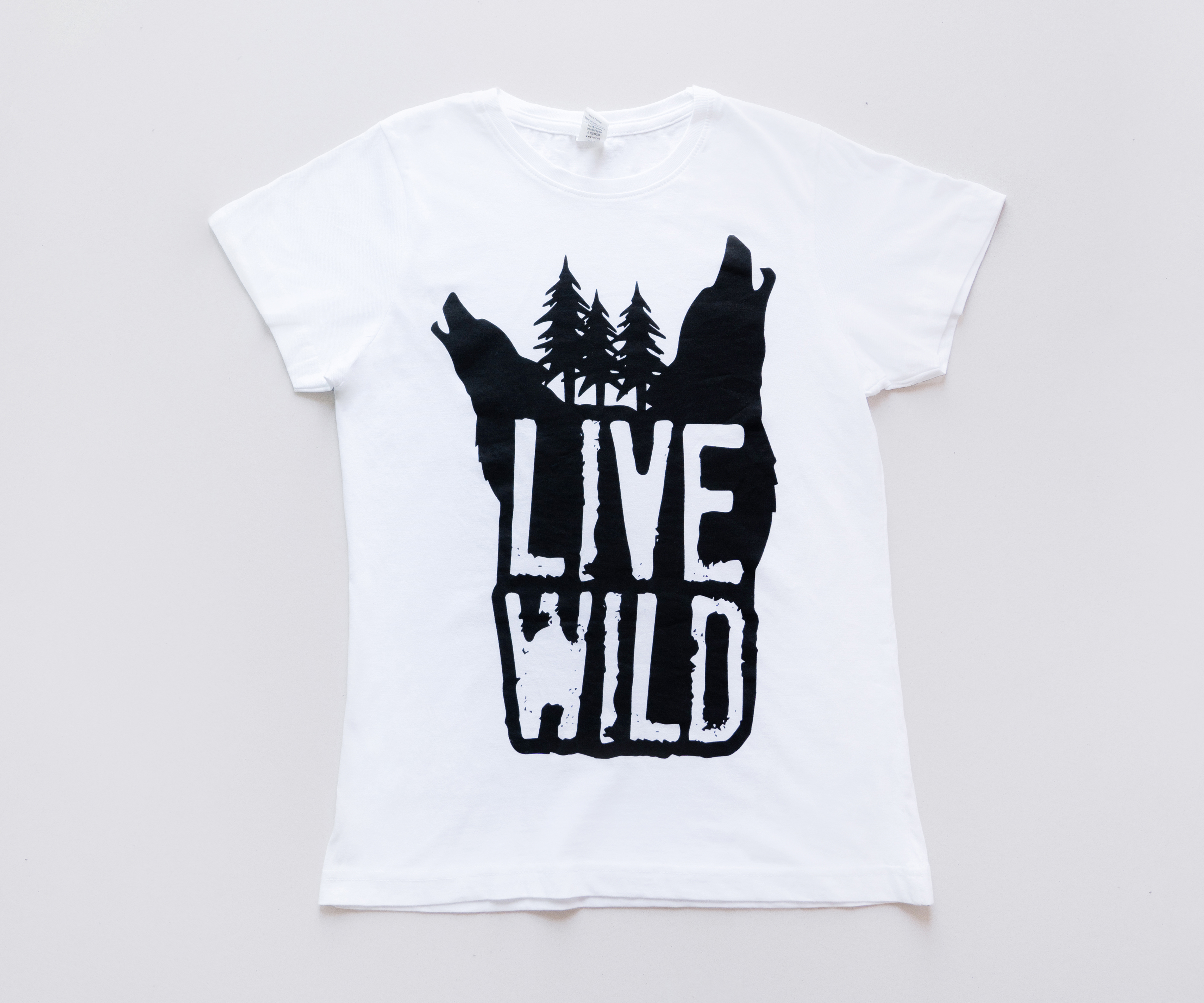 Koszulka damska Live Wild
