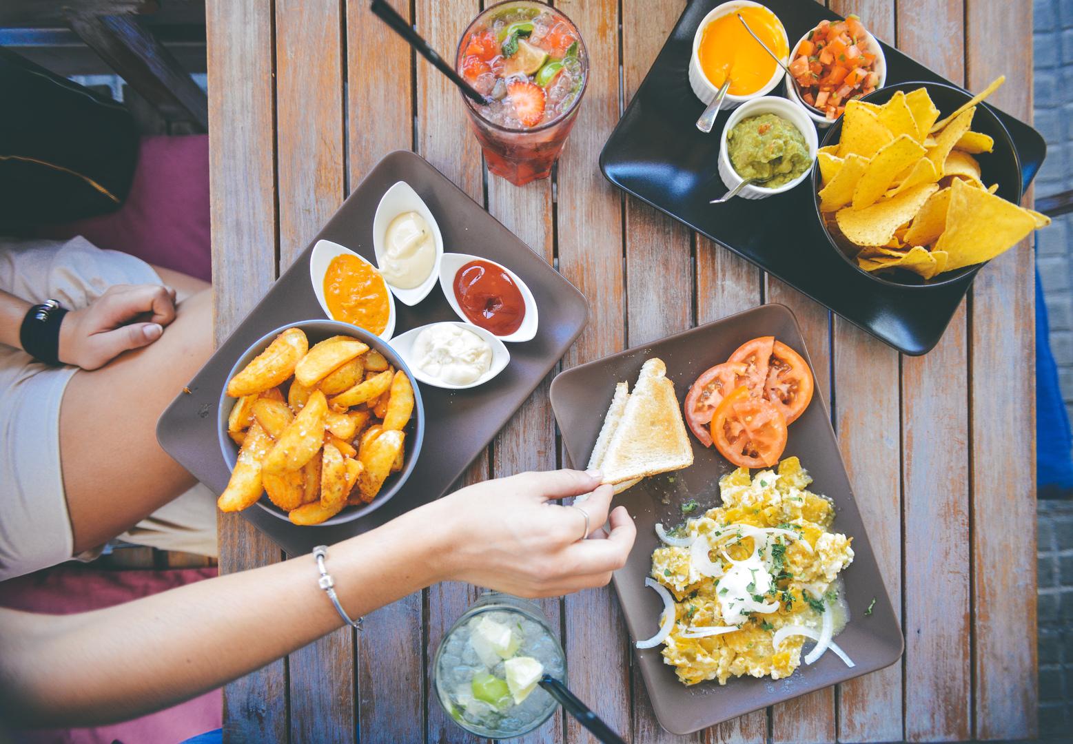 Meksykańska kuchnia jedzenie