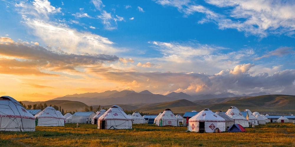 Kirgistan - wciel się w Nomada 39