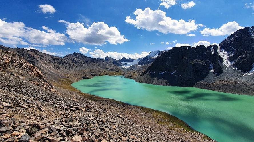 Kirgistan - wciel się w Nomada 8