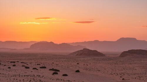 Zagadkowe Wadi: Wadi Mujib i Wadi Rum (Jordania) 1